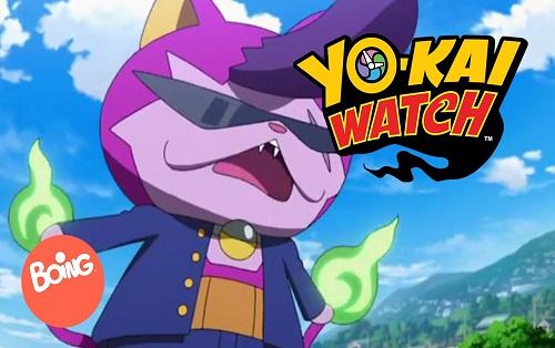 Yo-kai watch - Episode 3