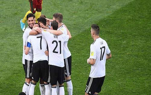 Coupe des Confédérations Allemagne/Mexique Live
