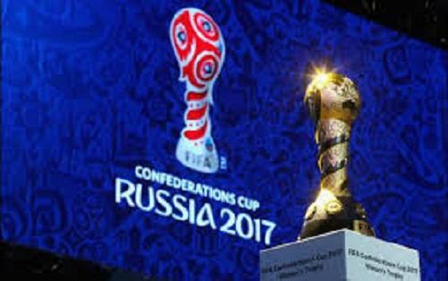 Coupe des Confédérations - Portugal / Chili [Live]